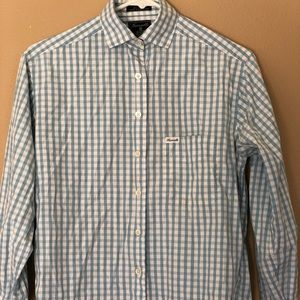 Faconnable Ladies XS Button Down Shirt